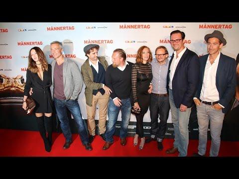 """Premiere """"Männertag"""" im mathäser Kino, München am 05.09.2016"""