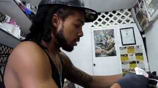 ReDragon Tattoos - The Art of Careem Dragon - Part 1/2