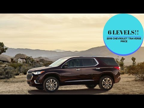 2018 Chevrolet Traverse Price - L, LS, LT, Premier, High Country, and RS | ZUBER CAR