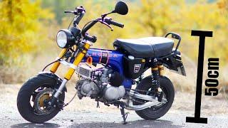 MINIMOTO LEGAL  | Honda DAX (La Moto Mas Pequeña)