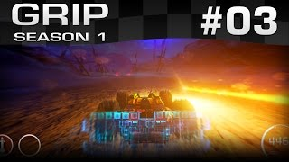 GRIP [03] [Night Race] [Season 1] [Let's Play Gameplay Deutsch German HD] thumbnail