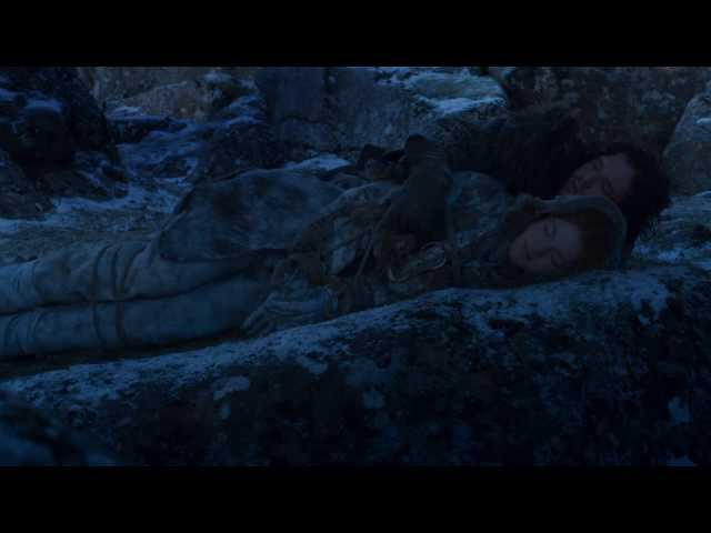 Game Of Thrones 2x06 We Will Stay Warmer If We Stay Close Scene