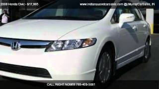 2008 Honda Civic Hybrid Sedan 4D - for sale in LAFAYETTE, IN 47905