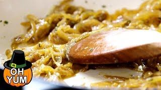 How to MASTER Caramelized Onions