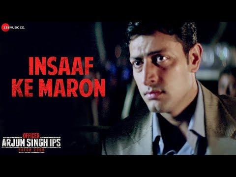 Insaaf Ke Maron | Officer Arjun Singh IPS Batch 2000 | Priyanshu Chatterji | Anand Raj Anand