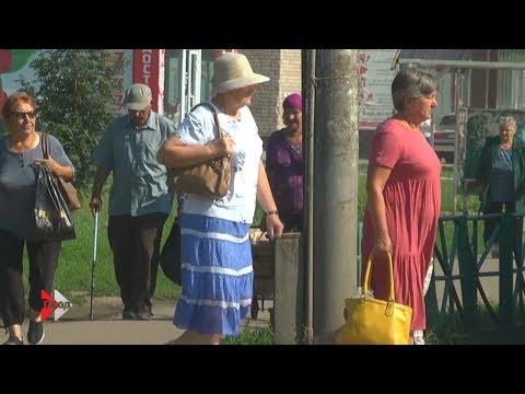 """Информканал """"Город"""" Рубцовск (31.07.2019)"""