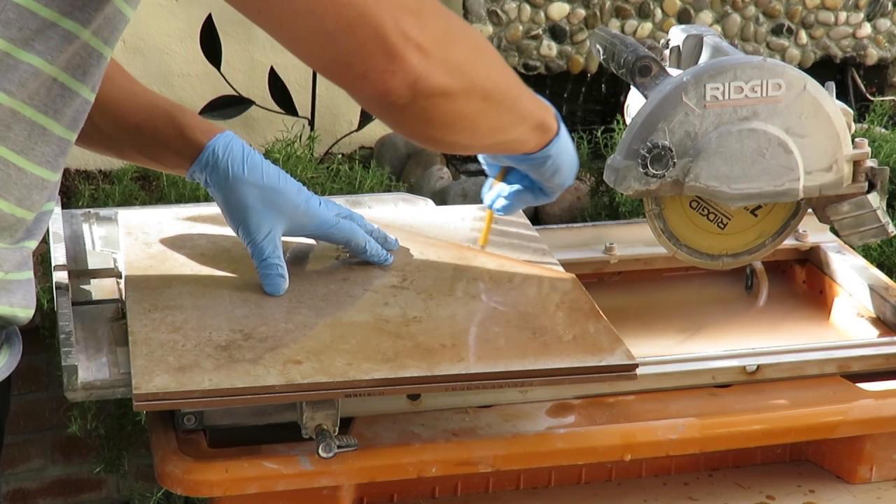 como instalar pisos ceramica tile installation