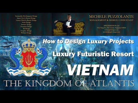 FUTURISTIC RESORT by MPD DESIGNS Pte Ltd