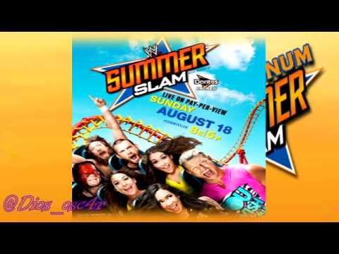 WWE SummerSlam 2nd Theme song: Gold Rush