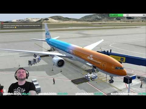 [P3Dv4.1]   Athens Airport (LGAV) →  Dubai International Airport (OMDB) [VATSIM]