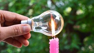 Top 3 Awesome Life Hacks for Light Bulb