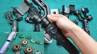 What's Inside SmartPhone Gimbal
