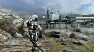 Metal Gear Rising Revengeance LOCATIONS Official Gameplay