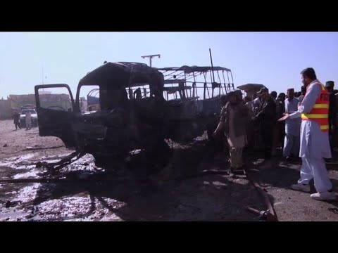 Several killed, many wounded in Pakistan blast