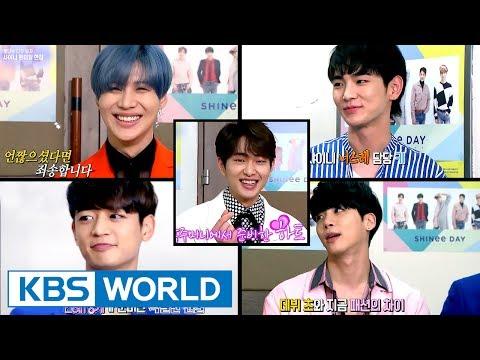 Entertainment Weekly | 연예가중계 - SHINee, Lee Jehoon, Yeo Jingoo [ENG/中文字幕/2017.05.29]