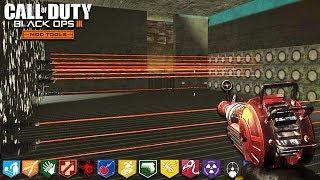"JIGSAW ZOMBIES SPEEDRUN! - INSANE ""PUZZLE MAP"" MOD! (Black Ops 3: Custom Zombies Map Mod)"