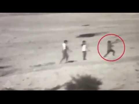 Gaza kid fires on IDF soldiers patrolling border - COGAT IDF