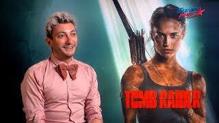 Интервью с создателями фильма «Tomb Raider: Лара Крофт»