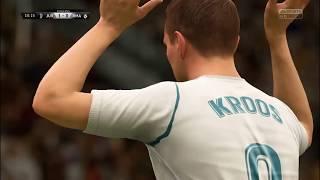 Juventus - Real Madrid Maçı / Fifa 18
