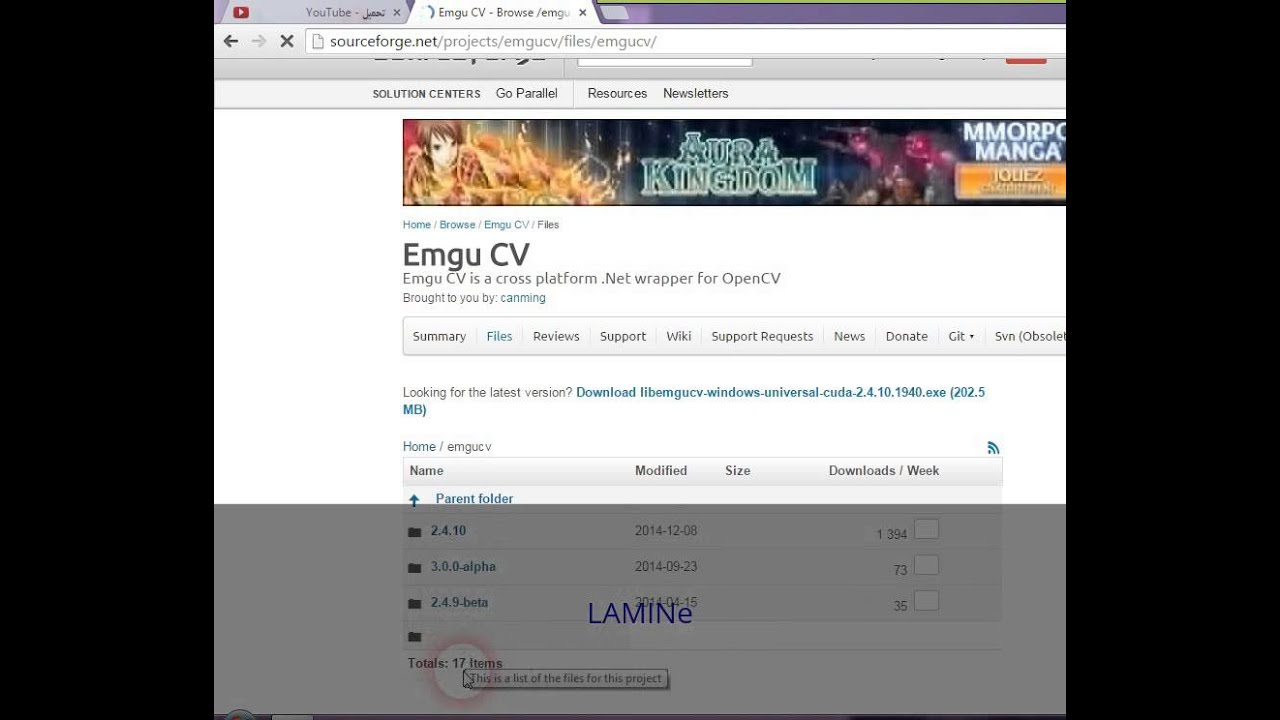 emgu cv download  u062a u062d u0645 u064a u0644 t u00e9l u00e9charger windows 32 bit