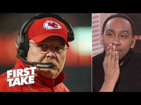 Andy Reid under the most pressure to win in the 2019 NFL Playoffs - Stephen A. | First Take Mp3
