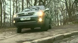 Тест драйв Toyota Fortuner 4-D.