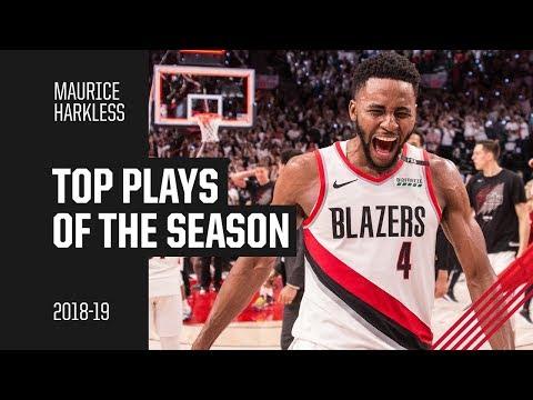 Maurice Harkless 2018-19 Season Highlights