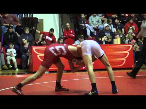 145lbs Tony Scarfo, Smyrna vs Justin Jones, Smyrna