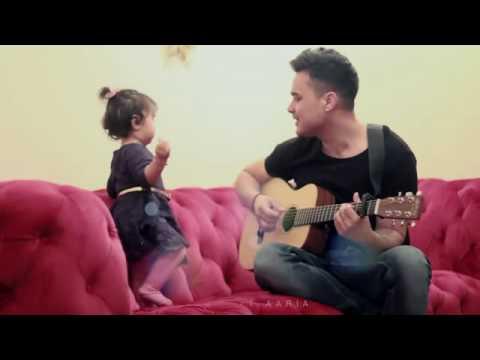 VJ Priety and his cute princess 😊😊❤❤