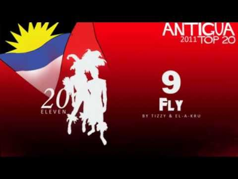 2011 Top 20 Tunes from Antigua Pt.2 (10 - 1)