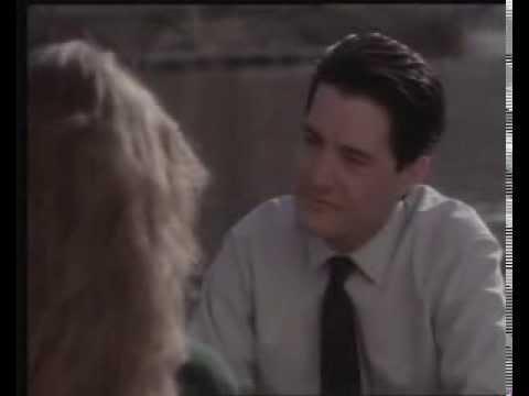 Twin Peaks - Dale Cooper and Annie Blackburn