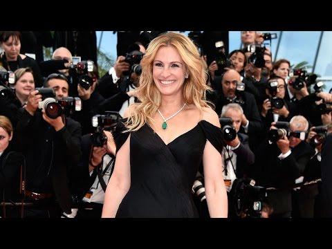 Julia Roberts Named People's 'World's Most Beautiful Woman' 2017