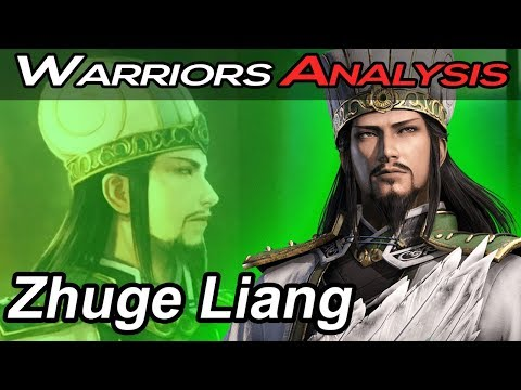 Zhuge Liang - Warriors Analysis