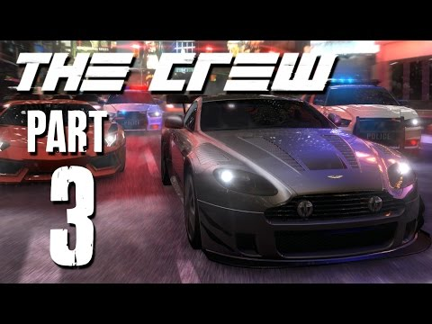 The Crew Gameplay Walkthrough - Part 3 TO CHICAGO (closed beta pc)
