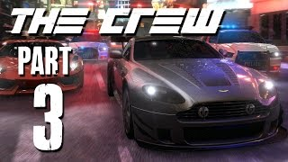 The Crew Gameplay Walkthrough - Part 3 TO CHICAGO (closed beta pc)
