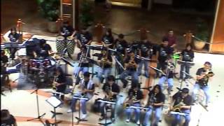 The Blues Walk | Castle HS Jazz Band