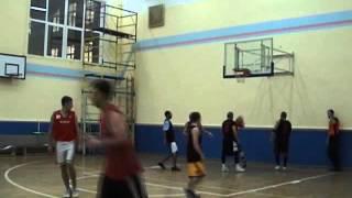 Турнир basketmsk.ru 2014 игра Хорошей команды 2 день