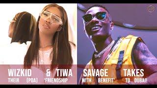 Wizkid & Tiwa Savage Awkward ROMANCE & How It All Started?