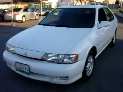 1999 Nissan Sentra GXE Sedan 4D - YouTube