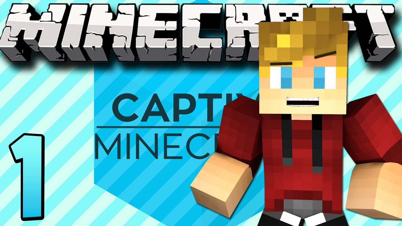 Download Minecraft Captive 3.0 Rise of Atlantis Mini-Series! Ep. 1 - CREEPER NO! w/Vik & Alia