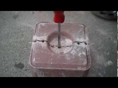 How to Make Spiked Mineral Blocks/Attractant  for Deer Hunting for 1.65 Each