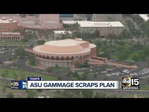 ASU Gammage now doing free parking after late rollout to program