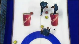 Le meilleur du curling (insolite, chutes, coups)