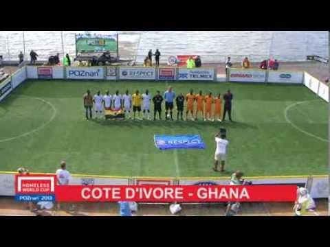 COTE D'IVOIRE - GHANA