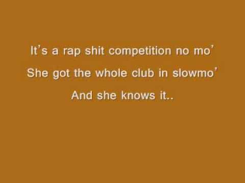 Taio Cruz Ft. R Kelly - She Knows It Lyrics.wmv