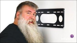 InstallerParts Episode 13 - TV Wall Mount Installation - Locking Tilting & Swiveling