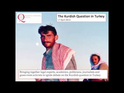 Session 4 - Sevtap Yokus - Conference on the Kurdish Question in Turkey