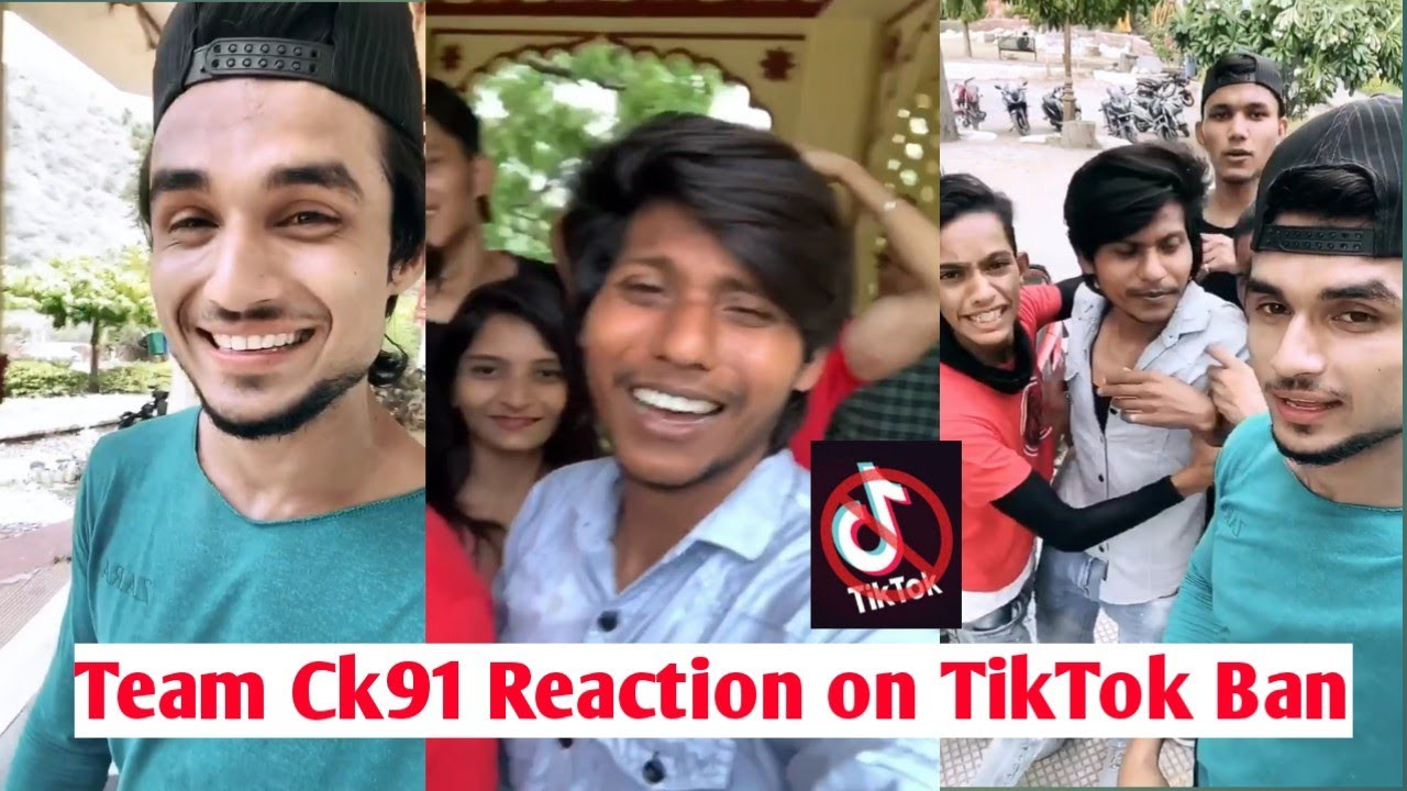 Team Ck91 Reaction After TikTok Ban In India | Abraz Khan | Mujassim Khan | Team Ck91