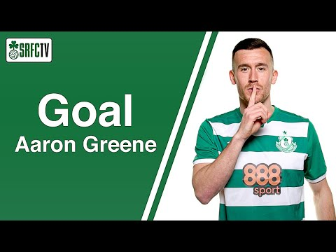 Aaron Greene v Sligo | 15 October 2021