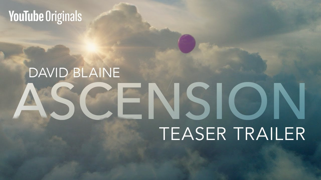 Something magical is coming | David Blaine Ascension